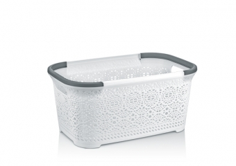 Lacy Laundry Basket (40 lt)