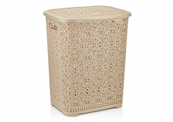 Lacy Laundry Hamper (65 lt)