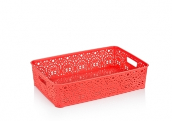 Smart Lacy Box No: 1 (12 lt) (Without Lid)